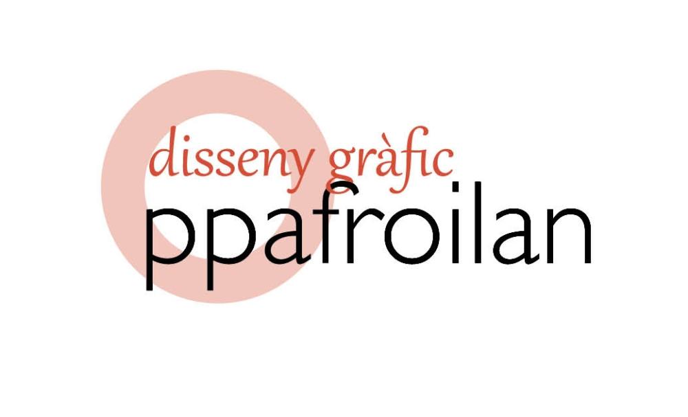 dissenyppafroilan_logo